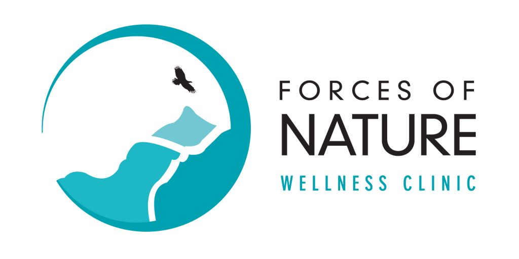 forces of nature wellness clinic logo