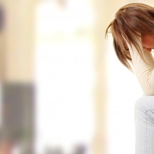 woman with depression sadness loneliness grief