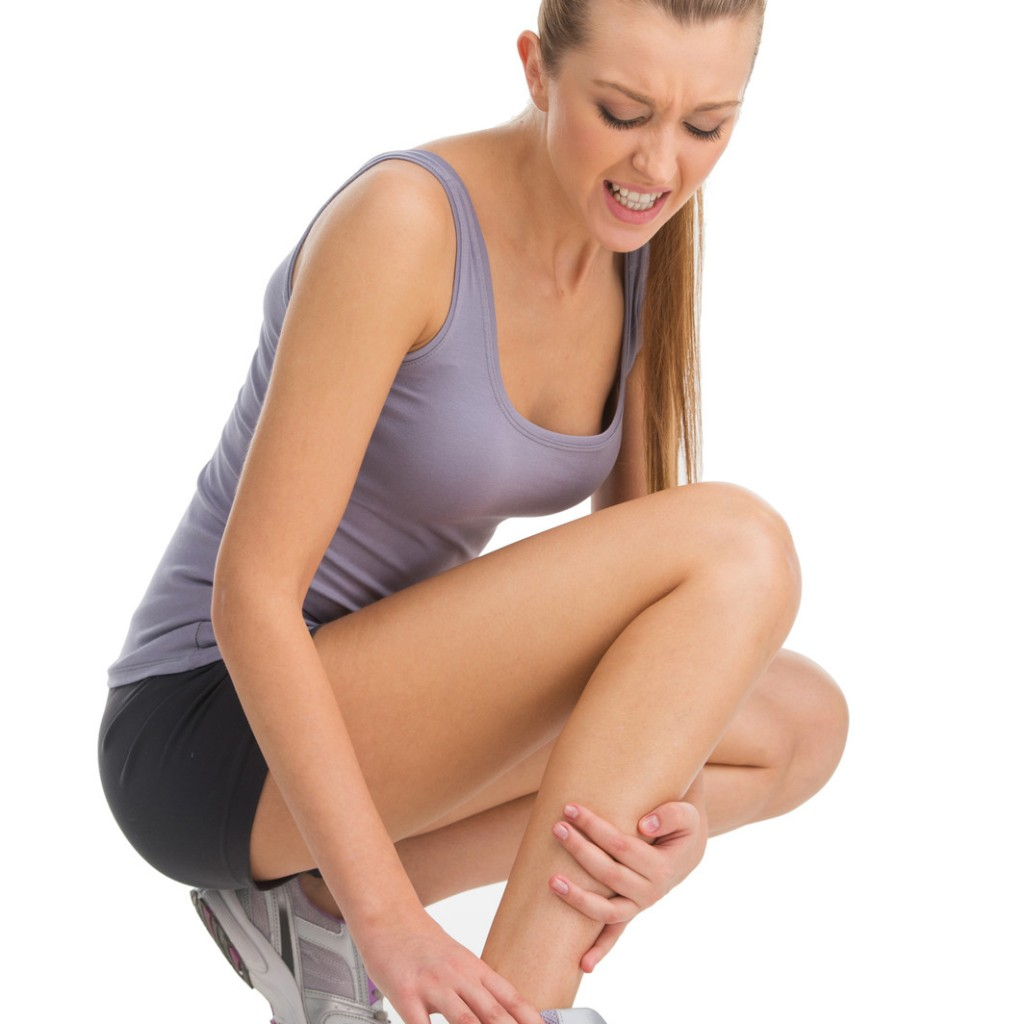 woman with foot pain ankle pain or heel pain