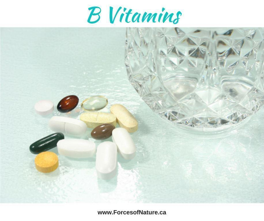 picture of b vitamins