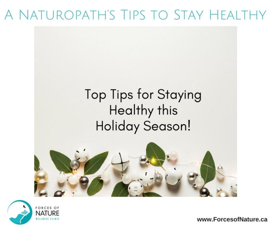 picture top tips to stay healthy