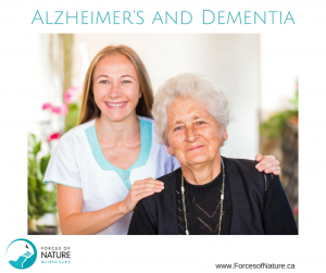 woman with alzheimers and dementia