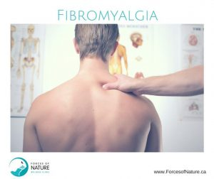 man suffering from fibromyalgia