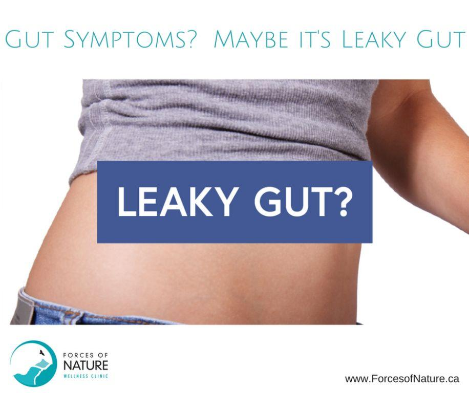 woman suffering from leaky gut syndrome