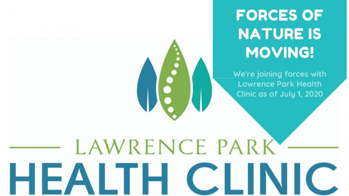 wellness clinic at Yonge and Eglinton is joining Lawrence Park Health Clinic as of July 1 2020